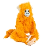 Golden Monkey Puppet