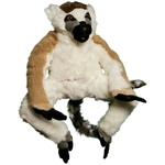 Ring Tailed Lemur Monkey Puppet