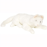 White Cat Puppet