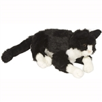 Black and White Cat Puppet