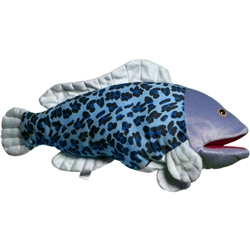 Half Spotted Hankfish Puppet