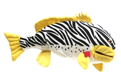 Lined Sweetlips Fish Puppet