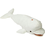 Beluga Whale Puppet