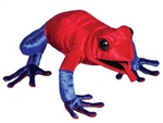 Strawberry Dart Frog Puppet