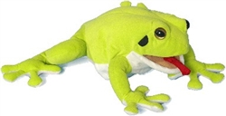 White's Tree Frog Puppet