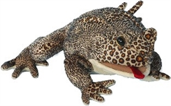 American Toad Puppet