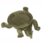 Softshell Turtle puppet