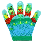 Five Little Speckled Frogs Song Mitt