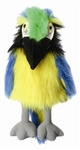 Blue and Gold Macaw Puppet