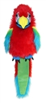 Amazon Macaw Bird Puppet