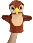 Owl Puppet - My First Puppets