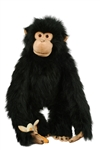 "Chimp Puppet, with Bananna (29"")"