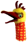 Snappers Chuckle Bird Puppet