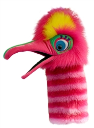 Snappers Fizzle Bird Puppet