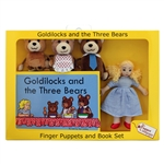 Goldilocks And The Three Bears Story Set