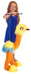 Tropical Bird Marionette