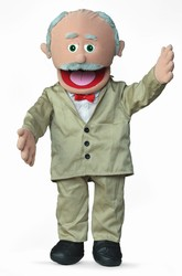 Pops (Hispanic) - Professional Puppet