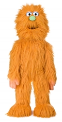 Monster (Orange) - FullBody Puppet