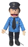 Policeman (Peach) - Full Body Puppet