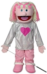 Kimmie (Pink) - FullBody Puppet