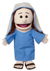 Mary Hand Puppet