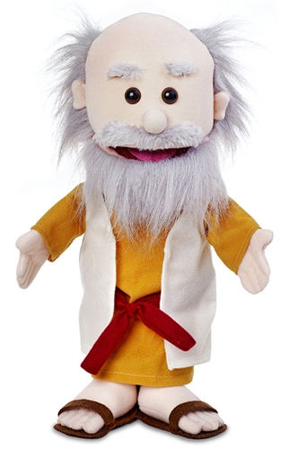 Moses Hand Puppet The Puppet Store