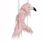 Pink Flamingo Marionette Small