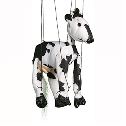 Cow Marionette Small