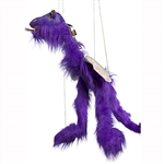 Purple Dragon Marionette