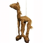 Brown Horse Marionette