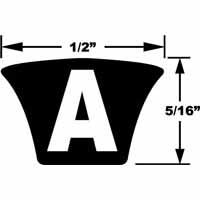 Gates A35 Hi Power Ii V Belt 90022035 V Belt