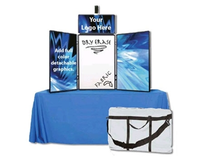 4ft Presenter Tabletop Display