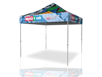 10ft Event Tent Full Dye Sub without walls