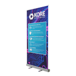 Retractable Bannerstand 1 39.4""