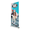 Retractable Bannerstand 3.5 33.5""