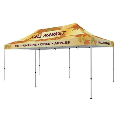 20ft ShowStopper Premium Tent Kit - Full Color