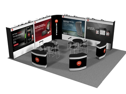 Corner Exhibition Stands Wa : Exhibition stands in dubai