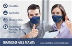 Branded Promotional Cloth Face Masks Covers
