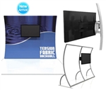 Formulate VC6 Curved Tension Fabric Display
