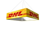 8ft Blimp QUAD Standard Hanging Banner