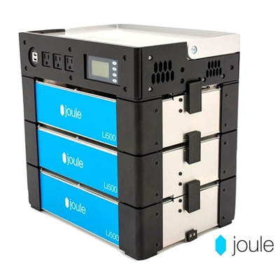 Joule Case - LI500 Portable Power Station Energy Module