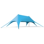 63ft StarShade 685 Twin Canopy Event Tent