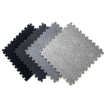 Interlocking Soft Carpet Tiles