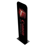 24inch x 78inch Waveline Fabric Banner Stand