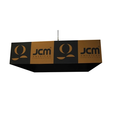 Square Hanging Banner Sign