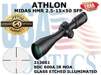 Athlon Midas MHR :213051 Rifle Scope
