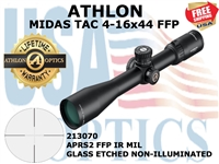 Athlon Midas Tac: 213070 Rifle Scope