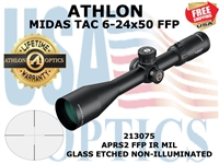 Athlon Midas Tac: 213075 Rifle Scope