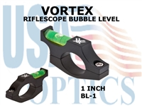 VORTEX RIFLESCOPE BUBBLE LEVEL - 1 INCH