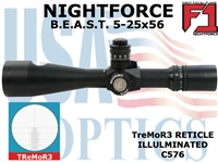 NIGHTFORCE - B.E.A.S.T. 5-25x56 - TreMoR3